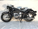 1967 BMW R69S  for sale $9,000