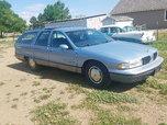 1991 Oldsmobile Custom Cruiser  for sale $6,000
