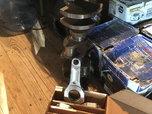Callie stealth SBC Crank and Billit Alum rods  for sale $650