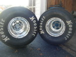 WHEELS AND TIRERS  for sale $500