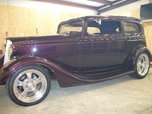 1934 Chevy Vicky  for sale $42,000