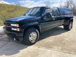 1990 Chevrolet Silverado K3500 Ext Cab 4x4,  454 Gas Motor,   for sale $14,900