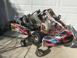 2017 OTK-Redspeed ( TonyKart ) Chassis  for sale $1,200