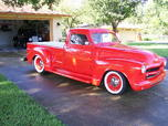 1952 chevy pick up  for sale $28,500
