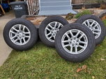 "Brand new 18"" chevy truck tires and rims  for sale $1,200"