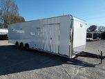 2021 32' VINTAGE PRO-STOCK LOADED RACE TRAILER