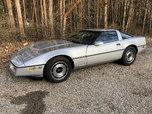 like New 1985 Corvette  for sale $14,500