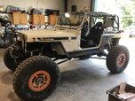 Wrangler Rock Crawler Jeep Rubicon Renegade CJ7  for sale $14,500