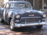 55 CHEVY BB 4 SPD  for sale $19,500