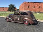 1937 Chevrolet flatback coach street rod!!  for sale $27,500