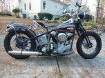1946-Harley-Davidson-FL  for sale $21,000