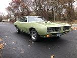 1969 Pontiac GTO  for sale $24,900