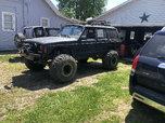 Jeep Cherokee 6.5 long arm