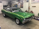 1970 nova bracket car with title  for sale $25,000