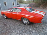 Race Ready 71 Chevelle  for sale $18,900