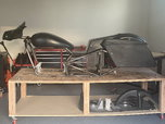 Pro Mod H-D Bagger Chasis  for sale $5,000