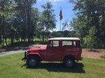 1971 Toyota Land Cruiser  for sale $24,900