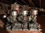 SBC Tri Power Setup Comple gasser ratrod prostreet  for sale $1,650