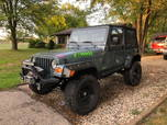 98 Jeep Wrangler  for sale $15,500