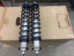 Strange rear coil-over shocks  for sale $350