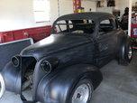 1937 Chev Coupe all Fiberglass  for sale $10,000