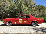 1966 K CODE MUSTANG EXCELLENT RACE CAR  for sale $28,000