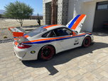2009 - 997.1 GT3 PORSCHE CUP CAR, CONVERTED TO A 997.2  for sale $82,500