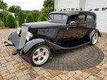 1933 Ford Vicky Highend Streetrod