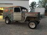 Willys Panel Gasser  for sale $5,500