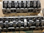 SBC Brodix 11X Heads, intake, T&D shaft rockers and push  for sale $2,500