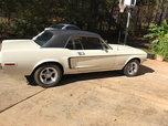 1968 Ford Mustang  for sale $25