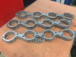 Cnc'd Exhaust/headers flanges