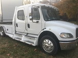 """2004 Frieghtliner Sport Chassis with 40"""" Stacker  for sale $85,000"""