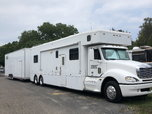 Showhauler and gold rush stacker  for sale $150,000