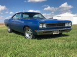 1969 Plymouth Roadrunner  for sale $28,000