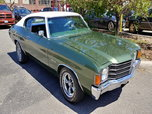 1972 Chevrolet Chevelle  for sale $19,500
