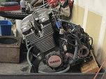 Sealed Yamaha legend car motor  for sale $2,500