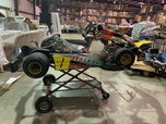 XT125 ITAL KART BARELY USED  for sale $4,000