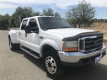 2000 Ford F550 4x4 Crew Cab  for sale $29,900