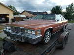 1977 Cadillac                                           DeVille  for sale $750
