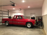 1985 EXCAB S-10  for sale $7,500
