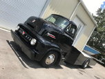 New Build 1953 Ford C500 COE Cab Over hauler custom  for sale $35,000
