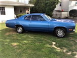 1972 Plymouth Duster  for sale $21,000