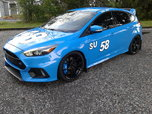 2016 Ford Focus RS ASP Track / Hillclimb/   for sale $38,000