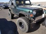 1999 Jeep Wrangler. Low Miles. AZ Jeep   for sale $12,500