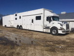 45' Volvo Custom Conversion RV with 30' King Cob  for sale $114,900