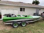 1970 Kona Jet Boat Less Engine  for sale $4,000