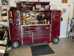 Snap on snapon Snap-on pit box Cranberrry  for sale $6,999