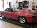 Fourth gen Camaro full backhalf car  for sale $14,000