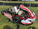 2017 Parolin Racing Kart with Woltjer X30 Engine  for sale $3,900